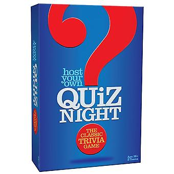 Cheatwell Games Host Your Own Quiz Night Trivia Game
