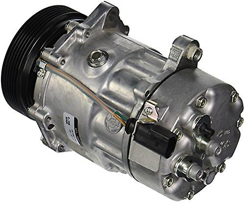 Denso 471-7003 New Compressor with Clutch