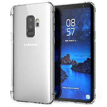 Samsung Galaxy S9 Plus Alpha TPU Gel Case - Clear