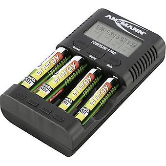 Ansmann Powerline 4 Pro AA AAA Battery Charger