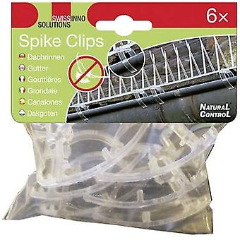 Clip Swissinno Spike-Clips Suitable for Swissinno Pigeon spikes 6 pc(s)