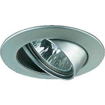 Recess-mount bracket HV halogen GU5.3 50 W Paulmann 17954 Premium Chrome (matt)