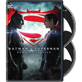 Batman V Superman: Dawn of Justice [DVD] USA import