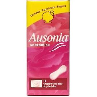 Ausonia Ausonia compresses Anatomic 14 units