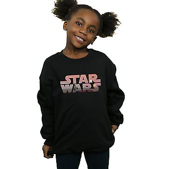 Star Wars Girls Tatooine Logo Sweatshirt