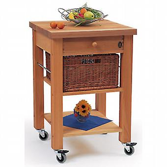 The Lambourne Single Kitchen Trolley 43M600