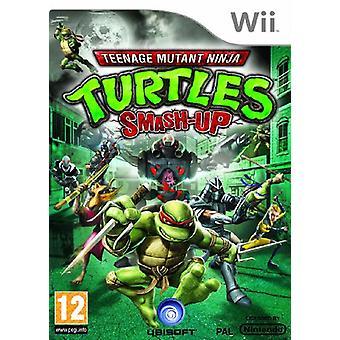 TMNT Smash Up (Wii)