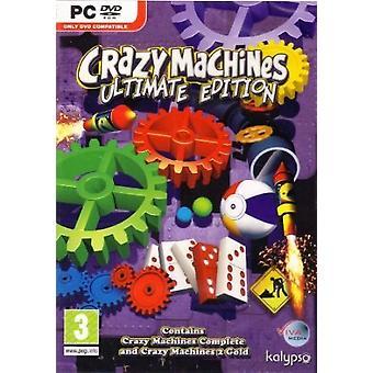 Gek Machines (Ultimate Edition) (PC DVD)