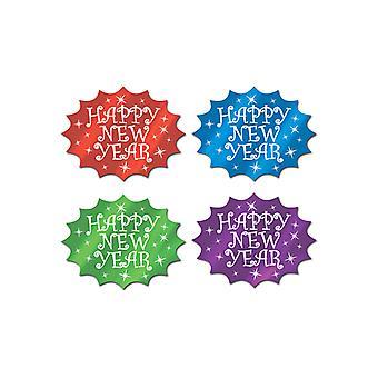 Ассорти цвета фольги с новым годом вырез - ассорти из цветов