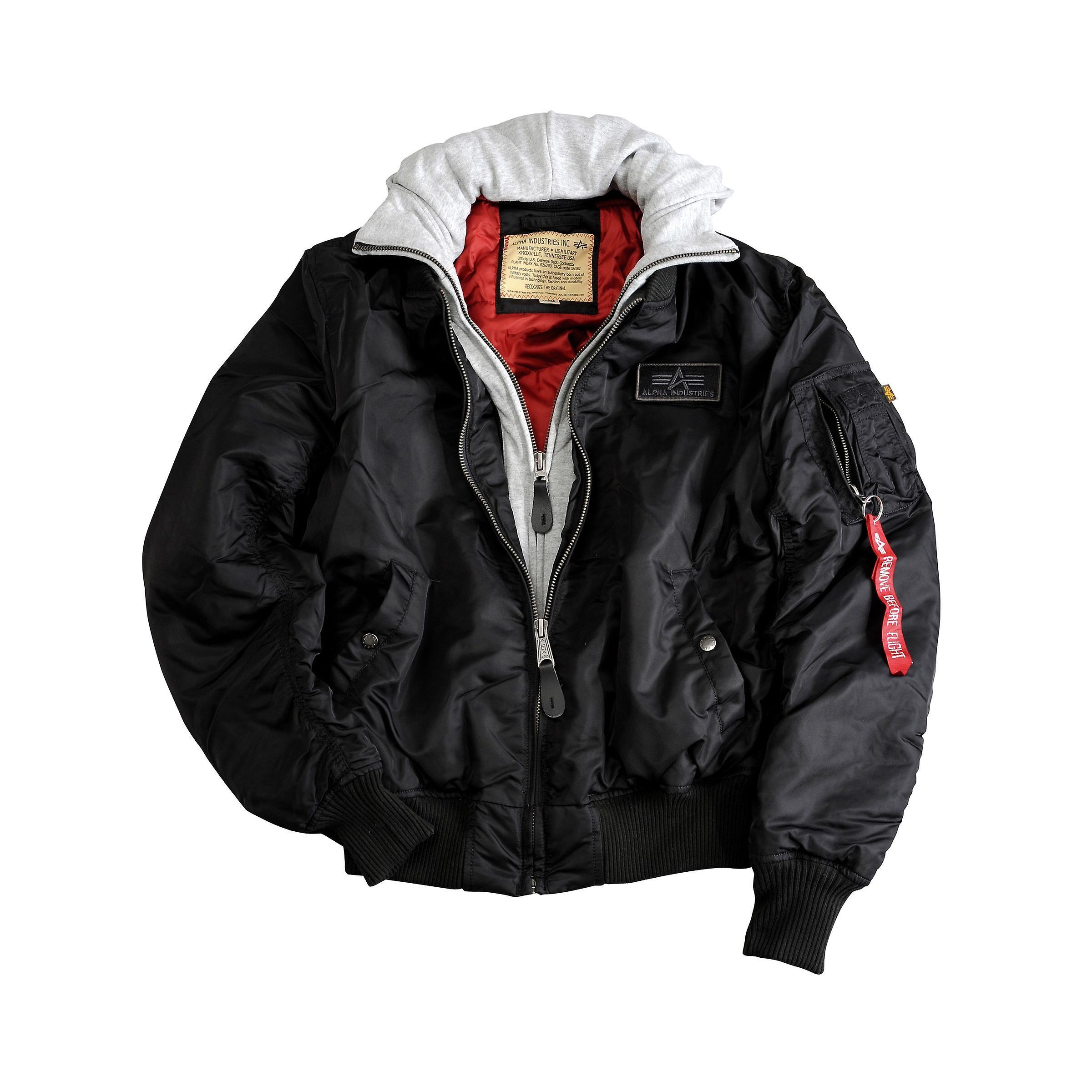 9d7acaae5 Alpha industries men's bomber jacket MA-1 D-TEC