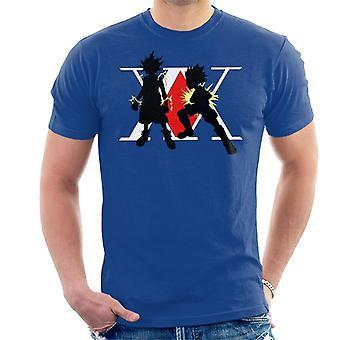 Hunter X Hunter Gon Killua Men's T-Shirt