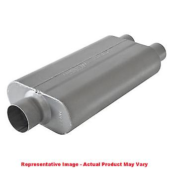 Flowmaster Performance Muffler - 50 Series Delta Flow 942550 2.50in Center In /