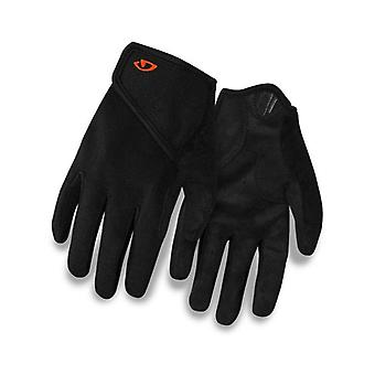 Giro Black 2018 DND II Kids MTB Gloves