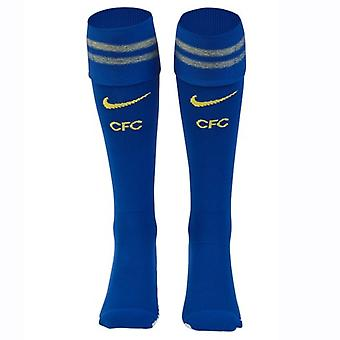 2018-2019 Chelsea Nike Away Socks (Blue)
