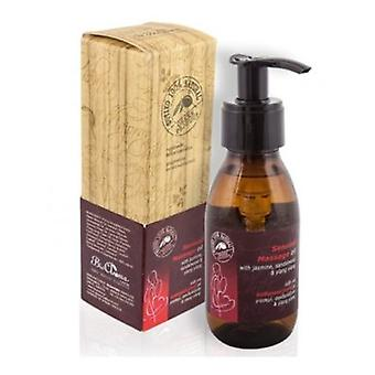 Aphrodisiac massage oil with Jasmin and sandalwood 100ml