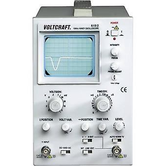 1-canale analogico VOLTCRAFT AO 610 10 MHz