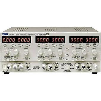 Aim TTi PL303QMT-P Bench PSU (adjustable voltage) 0 - 6 V 0 - 8 A 94 W No. of outputs 3 x