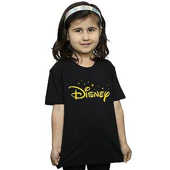Disney Girls Logo Stars T-Shirt