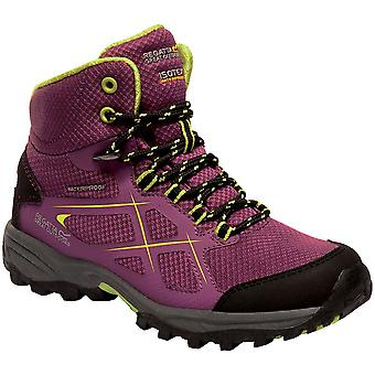 Regatta Boys & Girls Kota Light Isotex Waterproof Fabric Walking Boots