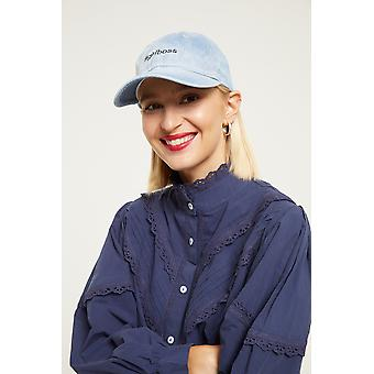 WD7 #Girlboss Denim Cap