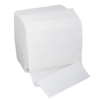 Staples 2 Ply Interleaved Toilet Tissues Catering Pack
