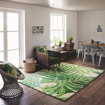 Sanderson Manila dywany 46407 w zielonej