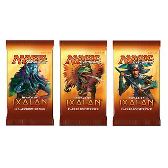 Magic The Gathering Rivals Of Ixalan Booster 3-Pack. Game Card