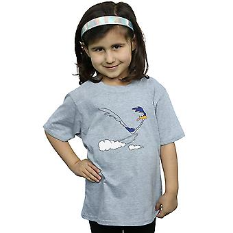 Луни Тюнз девочек Роуд Раннер работает футболку