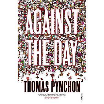 ضد اليوم توماس بينشون-كتاب 9780099512332