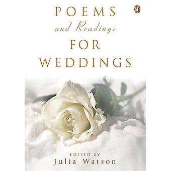 Poems and Readings for Weddings by Julia Watson - 9780141014951 Book