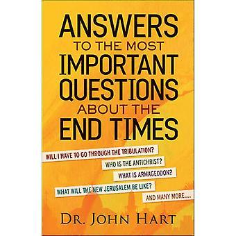 Antwoorden op de belangrijkste vragen over de eindtijd - zal ik H