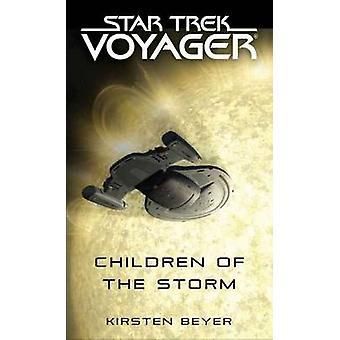 Star Trek - Voyager - enfants de la tempête par Kirsten Beyer - 97814516