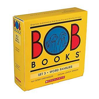 Familles de mot (Bob livres)