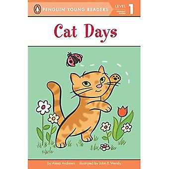 Cat Days (Penguin Young Readers - Level 1