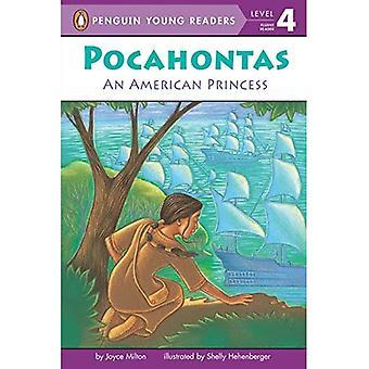 Pocahontas: En amerikansk prinsessa (alla ombord läsning)