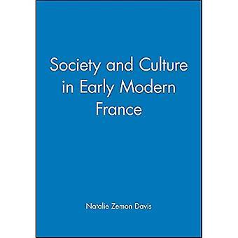 Samhälle och kultur i tidiga moderna Frankrike