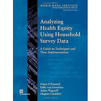 Techniques quantitatives pour l'analyse des actions santé (Wbi Development Studies): Guide des Techniques et leur mise en œuvre (IFA Learning Resources (broché))