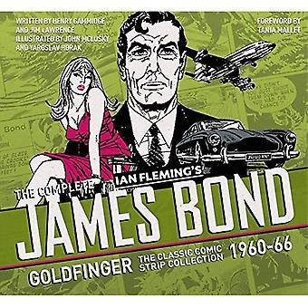 The Complete Ian Flemming's James Bond: Goldfinger: el cómic clásico colección 1960-66-la completa James Bond: