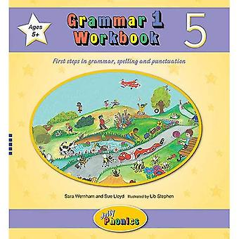 Grammar 1 Workbook 5 (Jolly Phonics)