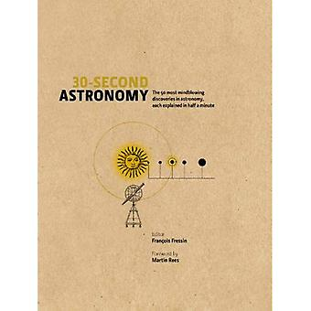 30-Second Astronomy: The 50 Most Mindblowing Discoveries in Astronomy, Each Explained in Half a Minute