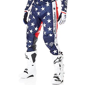 Troy Lee Designs Pantaloni Motocross GP di Navy 2019 Limited Edition