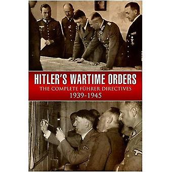 Hitlers krigstida order