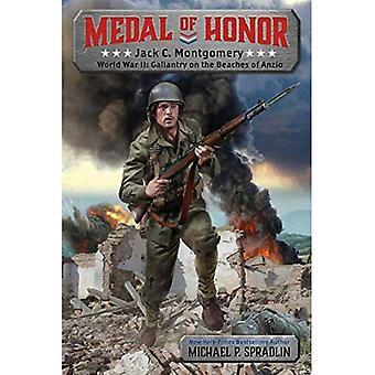 Jack Montgomery: World War II: Gallantry bij Anzio (Medal of Honor)