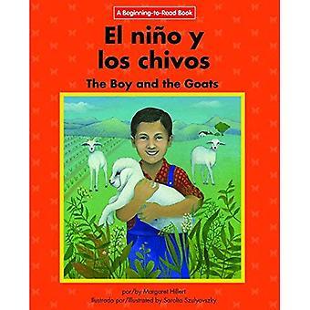 El Nino y los Chivos/The Boy et The Goats (début à lire)