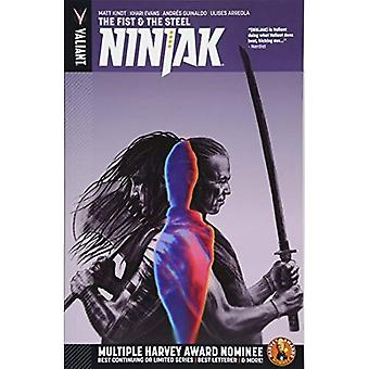 Ninjak: Volume 5: The Fist� & the Steel