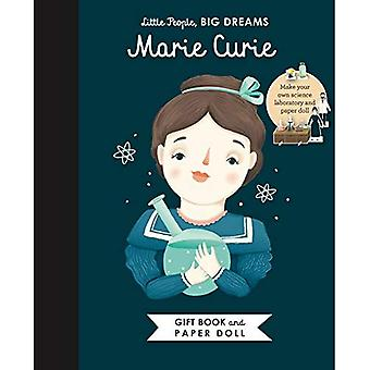Little People, BIG DREAMS: Marie Curie Book and Paper� Doll Gift Edition Set (Little People, BIG DREAMS)