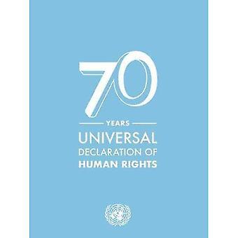 70 jaar Universele verklaring van de rechten van de mens