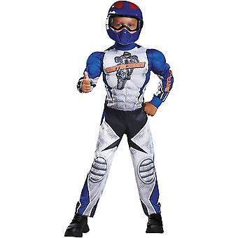 Traje de niño moto Rider