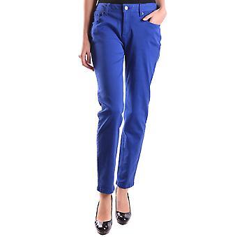 Burberry Blue katoen Jeans