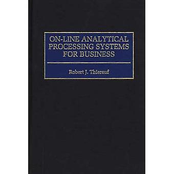 OnLine Analytical Processing systemer for erhvervslivet af Thierauf & Robert J.